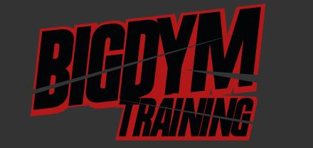 Big Dym Training